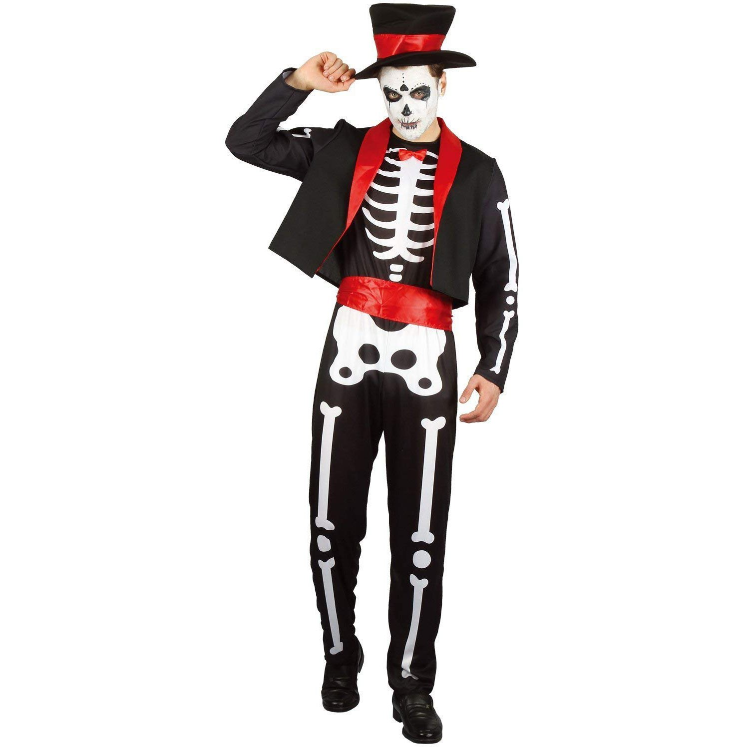 Halloween Costumes for Guys Skeleton
