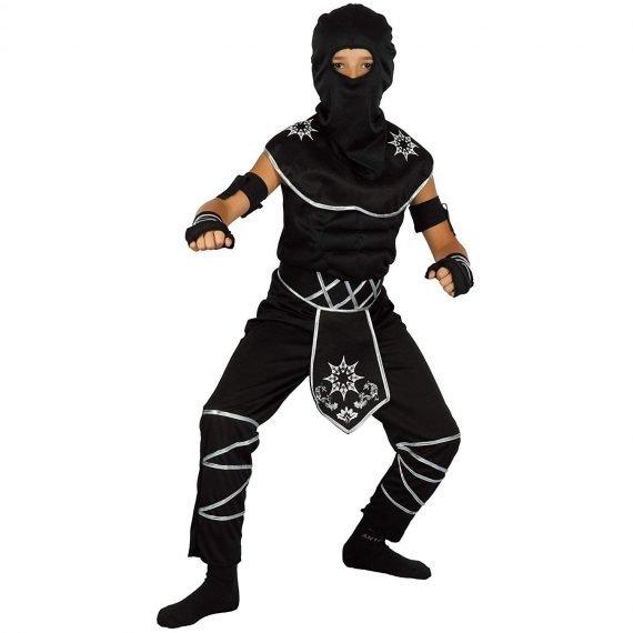 Boys Ninja Halloween Costume 2019
