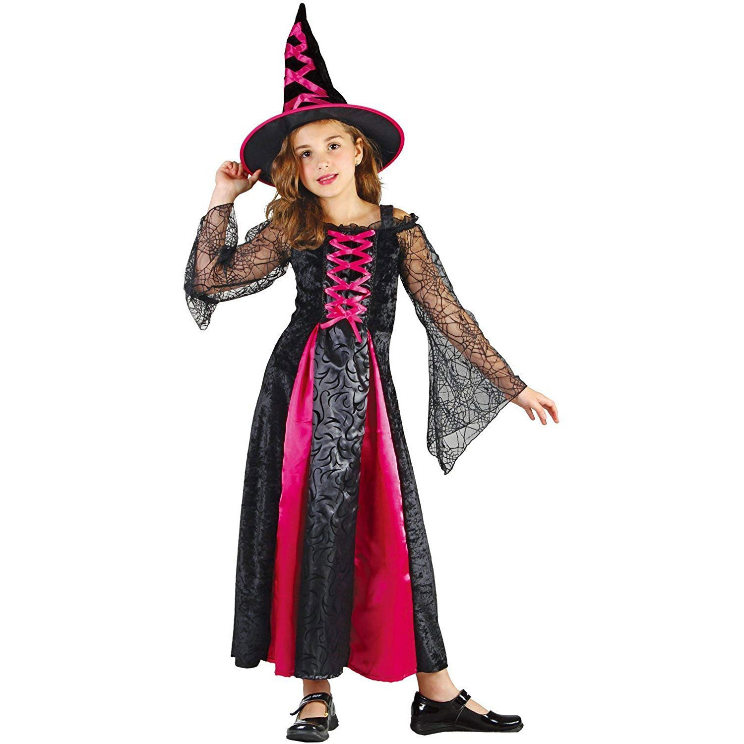 Girls Witch Costume For Halloween Holiday 2019