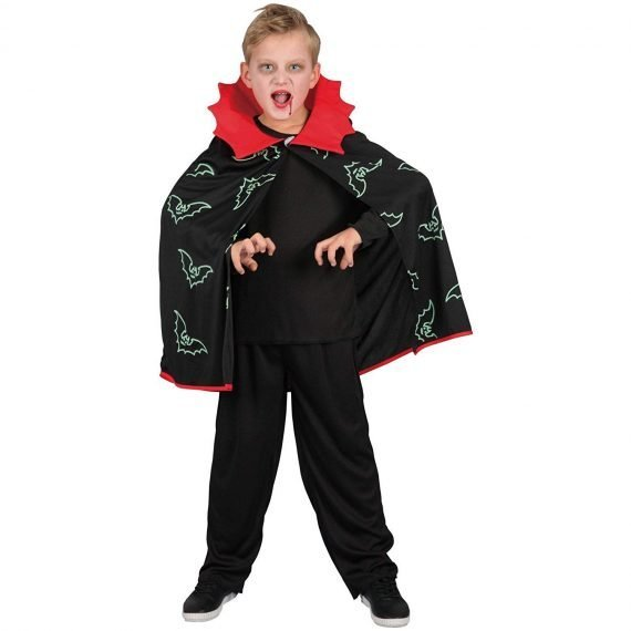 Vampire Halloween Costume for Kids Boys