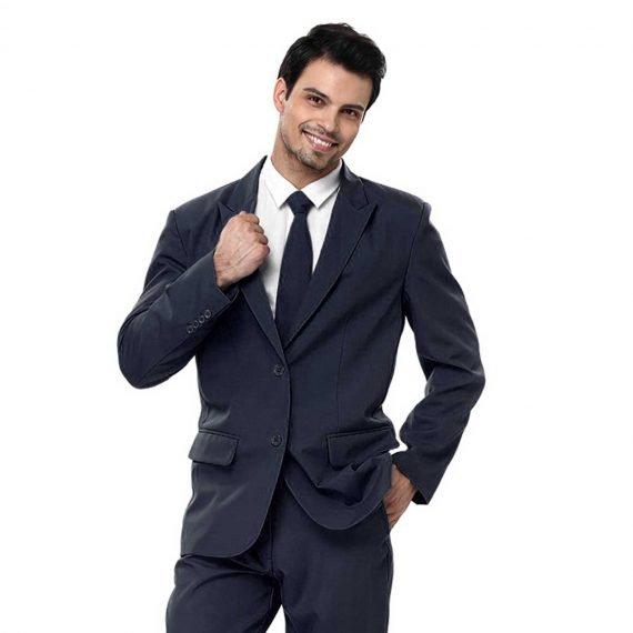 Back to Black Classic Men's Party Suit