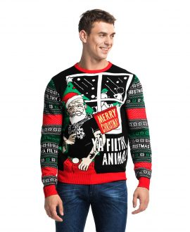 Ugly Suits Funny Ugly Christmas Sweaters You Look Ugly Today