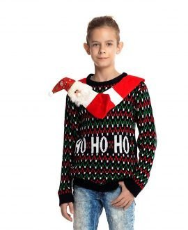 0a13c63513e0 Kids Ugly Christmas Sweaters Designed to Delight