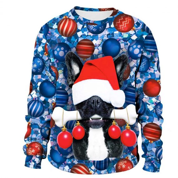 xmas-dog-with-bone-3d-printed-sweatshirts