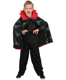 Kids Vampire Costume Origins of Halloween